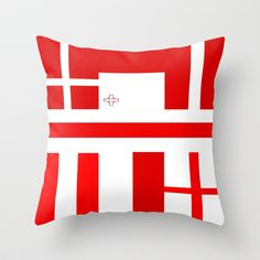 EURO Throw Pillow by TT+SMITH by Haina - $20.00