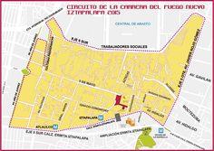 LA DELEGACIÓN IZTAPALAPA INVITA A PARTICIPAR EN LA XXIII CARRERA DEL FUEGO NUEVO 2015.