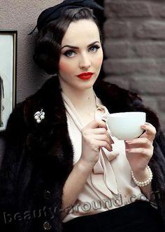 Beautiful Bosnian Women Amra Silajdžić Bosnian Model