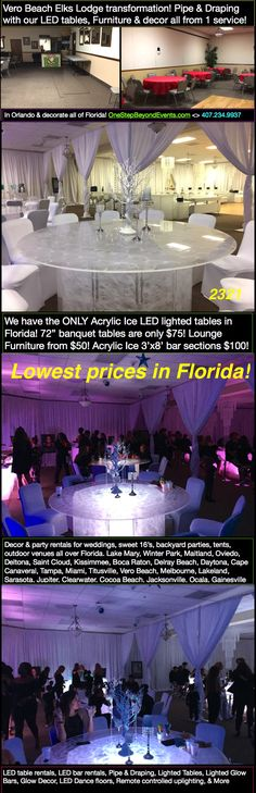 chair cover rentals gainesville fl high on wheels uk 71 best simplycreative2 com images dinnerware s chairs are the new idea in led bars tables lounge