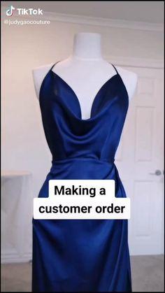 Fashion Sewing, Diy Fashion, Fashion Dresses, Slep Dress, Sewing Clothes, Diy Clothes, Couture Sewing, How To Make Clothes, Clothing Hacks