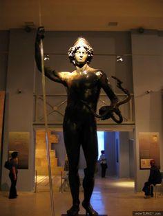 Gaziantep - Arkeoloji Müzesi ve Zeugma Mozaikleri - GAZİANTEP