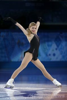 Gracie Gold | 2014 Sochi Olympic EX