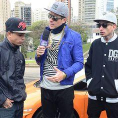 MC Guimê e MC Lon transformam Rodrigo Faro em um sucesso do funk de ostentação http://r7.com/V5Mo #OMelhorDoBrasil