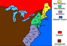 13 Colonies interactive lessons  (C1, Wk 19)