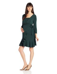 You Won't Believe This Formal Maternity Dress Under $50