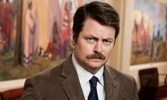 """The Ron Swanson Guide to Man/Woman Relationships - """"never underestimate the comprehensive allure of a man who consumes above-average quantities of red meat."""""""