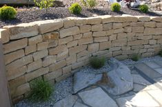 Natural Stones, Terrace, Sidewalk, Cottage, Exterior, Patio, Landscape, Outdoor Decor, Nature