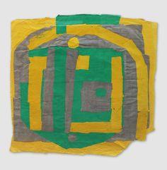 Francis Davison - Yellow, Green & Grey