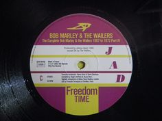 complete wailers freedom time
