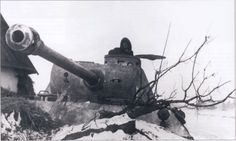 """Panther Ausf D 5 SS-Panzer-Division """"Wiking"""" Kovel march 1944"""