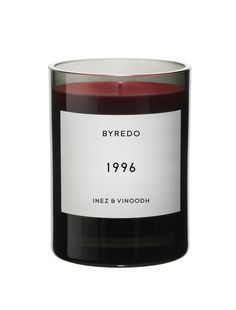 Byredo captures the scent of Inez and Vinoodh's love