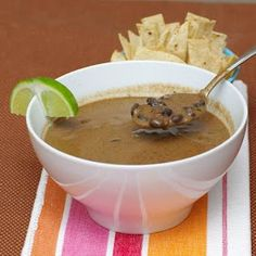 Cheap Healthy Good - Frugal Recipes, Food Tips, No Mayo: Guest Post: Pressure Cooker Black Bean Soup Recipe