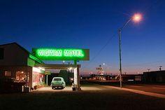 Wigwam Motel - Route 66 Holbrook - Arizona - USA