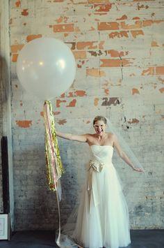 Brides with Glasses | Bridal Musings Wedding Blog 1