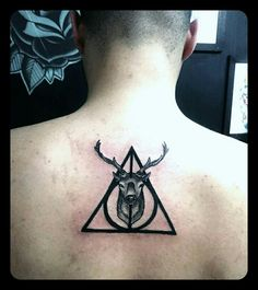 #tattoo #harrypotter #ink #animals #geometric #neotraditional