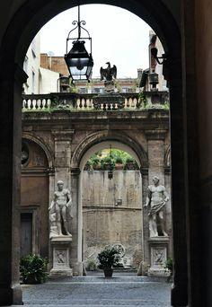 Рим: город-трещина   spirit-of-paris.me