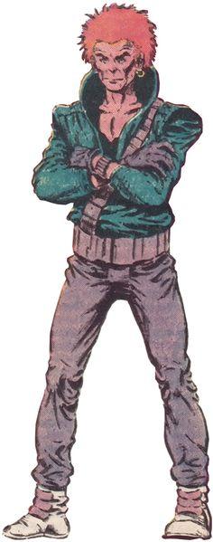 Primus - Omega Men - DC Comics - Character Profile