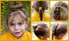 Nit-proof Hairstyles | Up Hairstyles | Nit