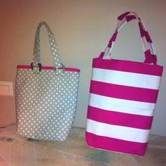 Pink Handbags!!! Bolsos en rosa!!!