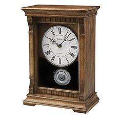 Bulova Warrick III Mantel Clock >>> For more information, visit image link.