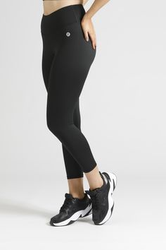 Essential Length Tight in Black — Active Truth – Active Truth™