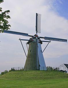 Molen De Oude Molen, Colijnsplaat | Nederlandse Molendatabase