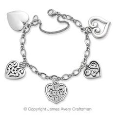 I want this bracelet and on the solid heart I want Dani engraved on one side and Jase on the other.