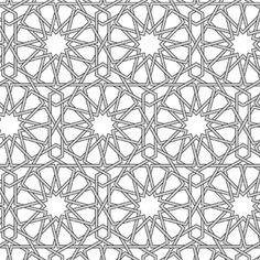 The Islamic Cube Stencil Patterns, Tile Patterns, Pattern Art, Glass Painting Designs, Paint Designs, Cnc Cutting Design, Laser Cut Stencils, Islamic Art Pattern, Arabesque Pattern