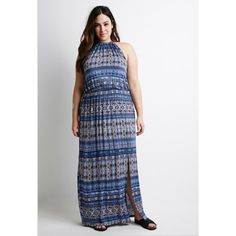 ✨plus size✨ boho maxi dress New with tags size 2x Forever 21 Dresses Maxi