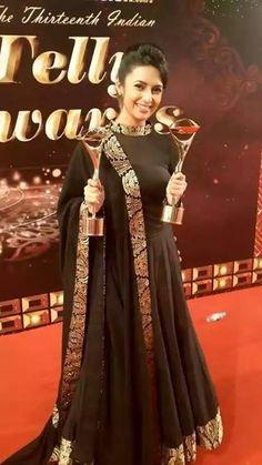 divzz with her awards