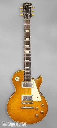 "Buckcherry's Keith Nelson - '59 Les Paul Standard ""Louis"""