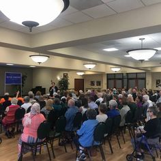 My husband and I recently hosted a Town Hall Meeting for Katie Porter, the Congressional candidate who is running against Mimi Walters in District #45 in Orange...