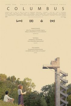 open in NY & LA on Friday. It's an exciting month for Columbus Indiana with also around the corner. Book your flights and hotel for opening weekend starting August and see Columbus for yourself. Rory Culkin, Movie Poster Font, Film Poster Design, Parker Posey, John Cho, Movie Posters For Sale, Film Posters, The New Yorker, Columbus Movie