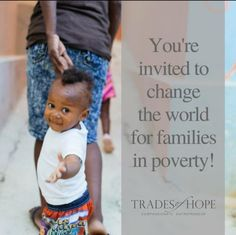 Your party will transform lives!  Trades of Hope helps rescue women from the sex trade, sweatshops, slums and extreme poverty. By hosting a party, you are giving women hope and a chance for a better future!