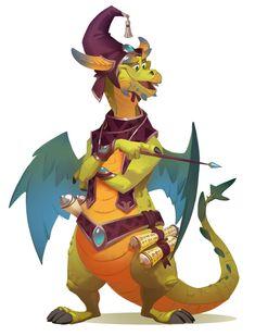 ArtStation - Spyro: Reiginited Dragons Vol. I, Devon Cady-Lee Game Character Design, Character Design References, Character Design Inspiration, Character Concept, Concept Art, Spyro Characters, Cartoon Characters, Spyro The Dragon Game, Beast Creature