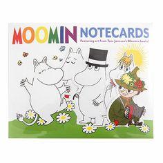 Moomin Notecards