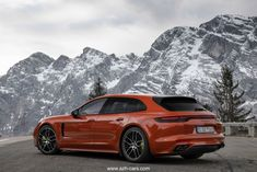 Porsche Panamera 4, Sports Wagon, Video Home, Automotive Industry, Image, Metallic, Tourism