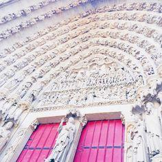 Si un jour vous venez sur #amiens, faites un tour à la Cathédrale 💕