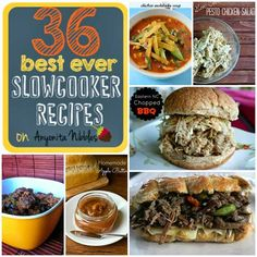 36 Best Recipes For A Slow Cooker -
