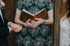 8 Questions with Laura, Wedding Celebrant | Endpaper: The Paperblanks Blog