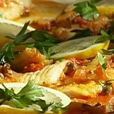 Galician Style Fish