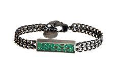Przedstawiamy nowy element w linii męskiej pARTs - bransoletę. #pARTs #KarlikArt #jewelry #Orska #upscaling #Volvo
