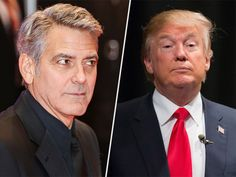 George Clooney On Being The Next President Following Trump: 'Oh, That Sounds Like Fun!' #DonaldTrump, #GeorgeClooney celebrityinsider.org #Politics #celebrityinsider #celebritynews #celebrities #celebrity
