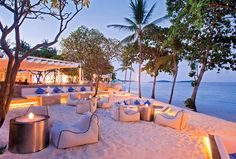 Beach At 5 Star Hotel Centara Grand Resort Samui This S Address Is Moo Bophud Chaweng And Have 203 Rooms