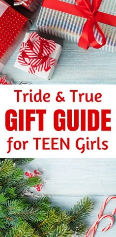 a gift guide for teen girls things ive given my own girls or