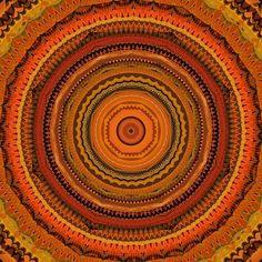 #entrama #arte #mandala #cores #ciclo http://entrama.com.br