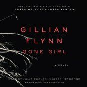 What Erin is listening to this week. Gone Girl: A Novel | [Gillian Flynn]