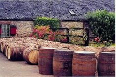 Glenmorangie Distillery - Tain, Scotland