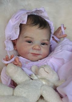 LE Baby Smilla by Sabine Altenkirch